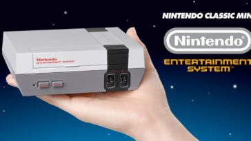 NES Classic 2018