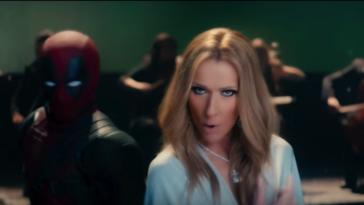 Celine Dion Deadpool