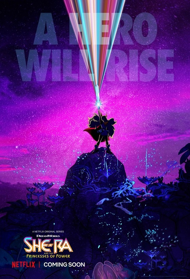 Netflix announces cast of new She-Ra animated series 13