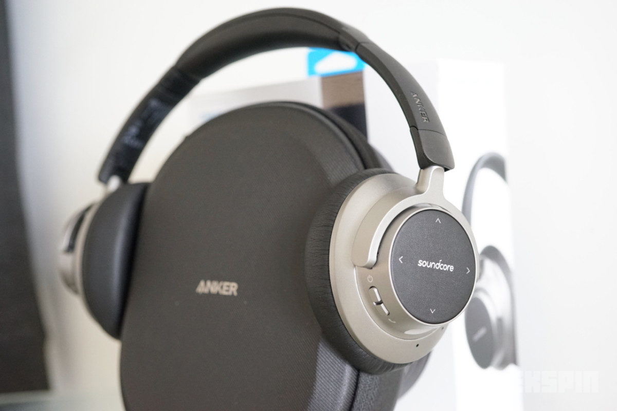 Soundcore Space NC Wireless Noise Cancelling headphones