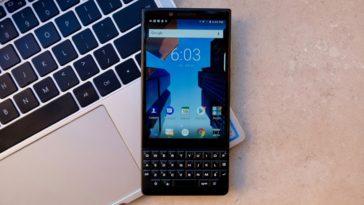 BlackBerry Key2 first impressions