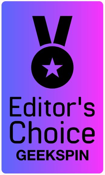 Editor's choice GeekSpin