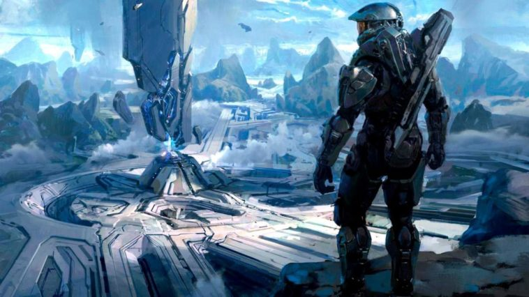 A live-action HALO TV series is headed to Showtime 12