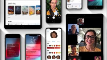 iOs 12 highlights