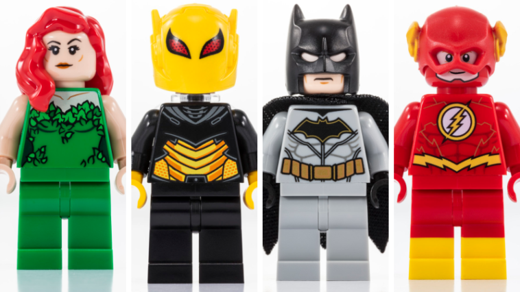 LEGO DC Universe Characters