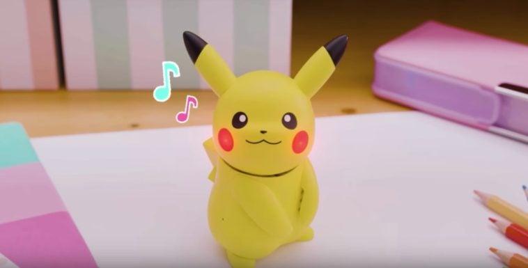 Pikachu Robot