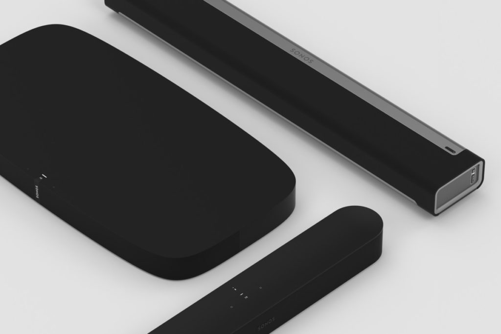 Sonos Beam is a smart and compact soundbar for smaller rooms 16