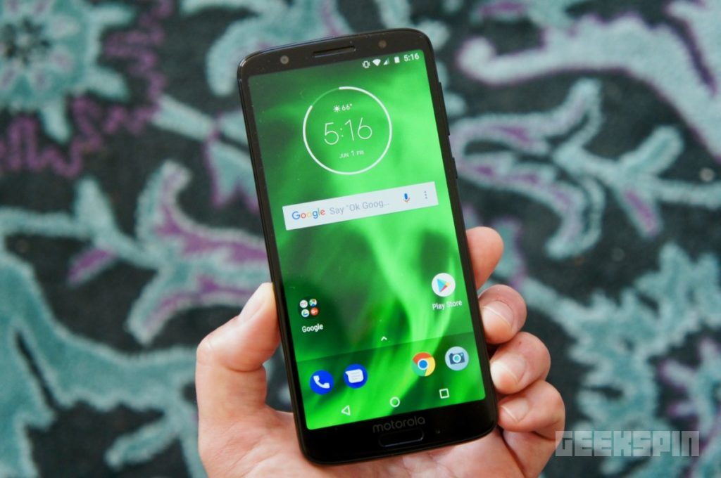 Moto G6 (2018) Review