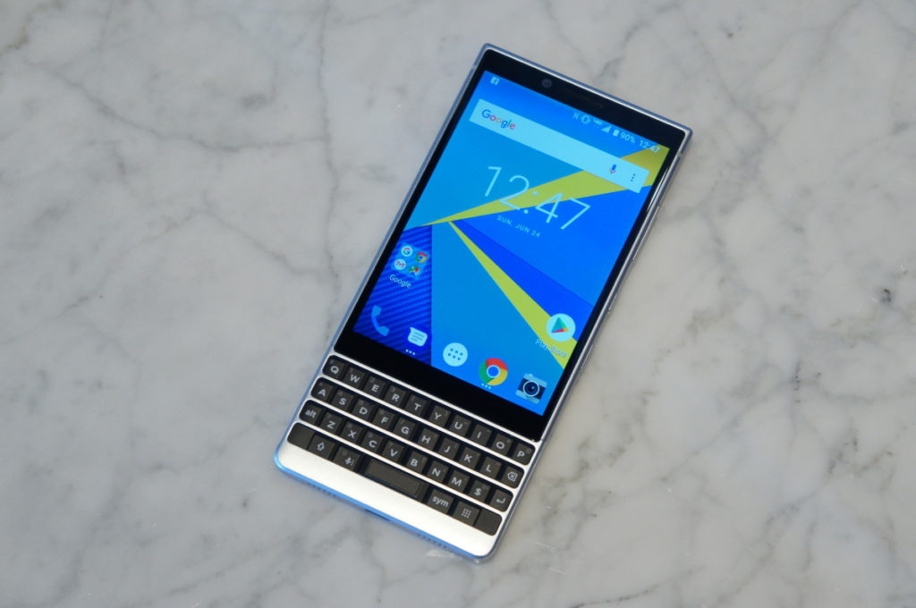 BlackBerry KEY2 review - It's for the fans 10