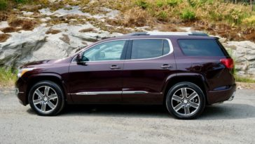 7 things to know about the 2018 GMC Acadia Denali 13