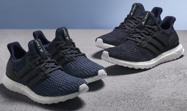 Adidas will soon only use recycled plastic in their products 12