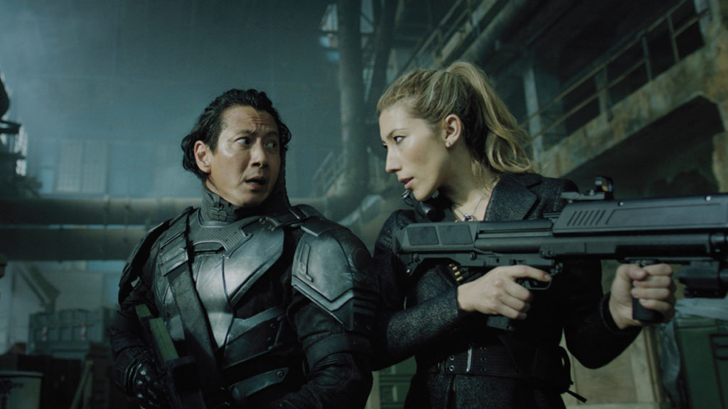 Altered Carbon is returning for a second season, but with a completely new cast 12