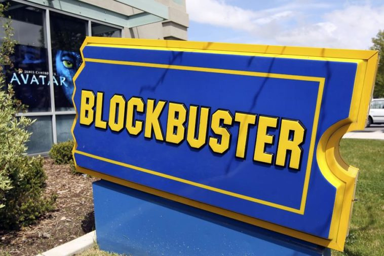 There's a single remaining Blockbuster location in the U.S. 12