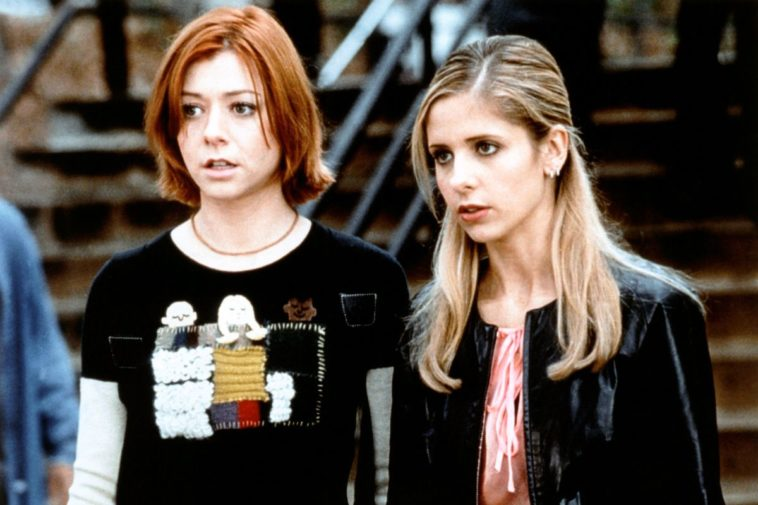 The Buffy reboot isn't going to be a reboot after all 11