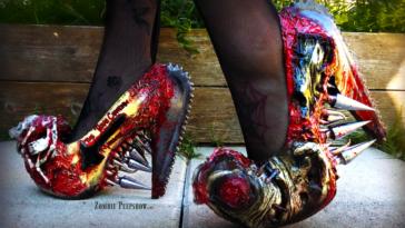 17 horrifying high heels that will keep you awake at night 13