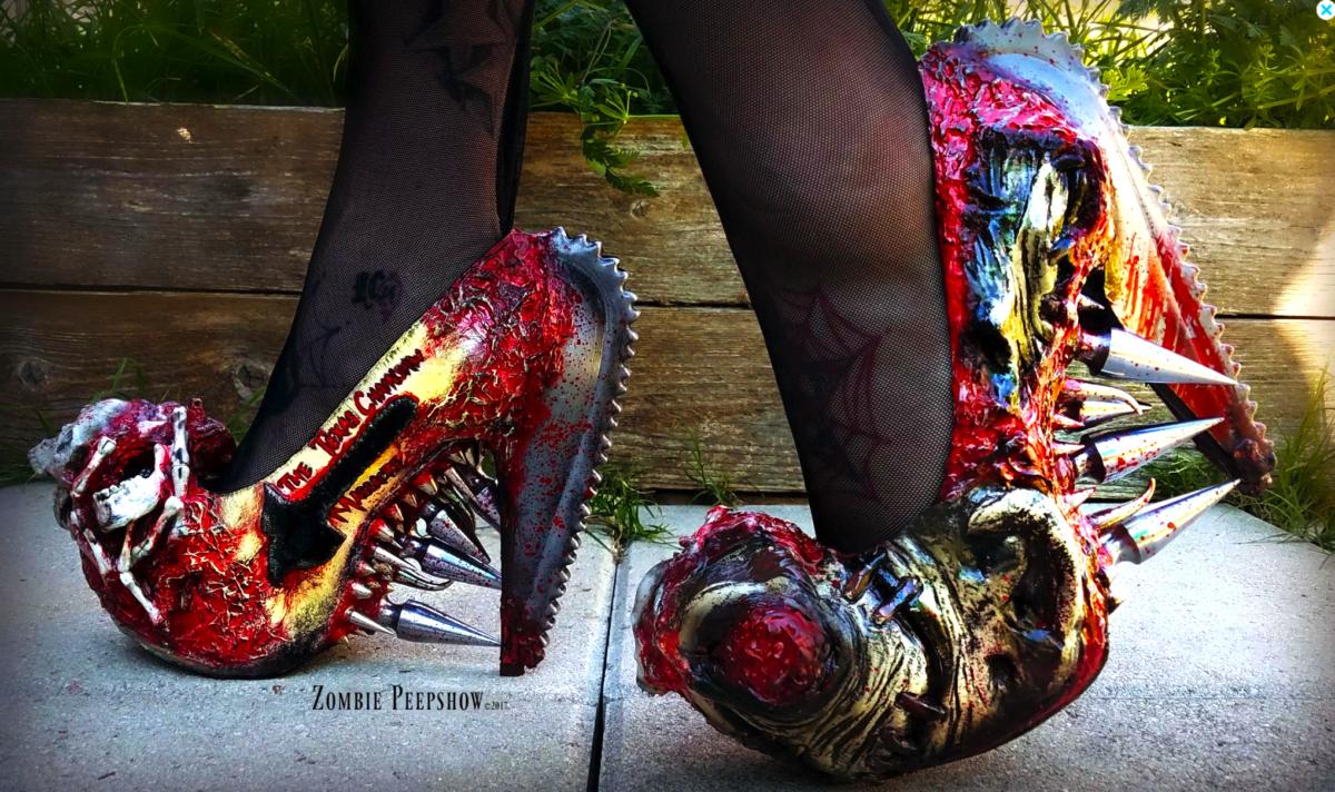 17 horrifying high heels that will keep you awake at night 12