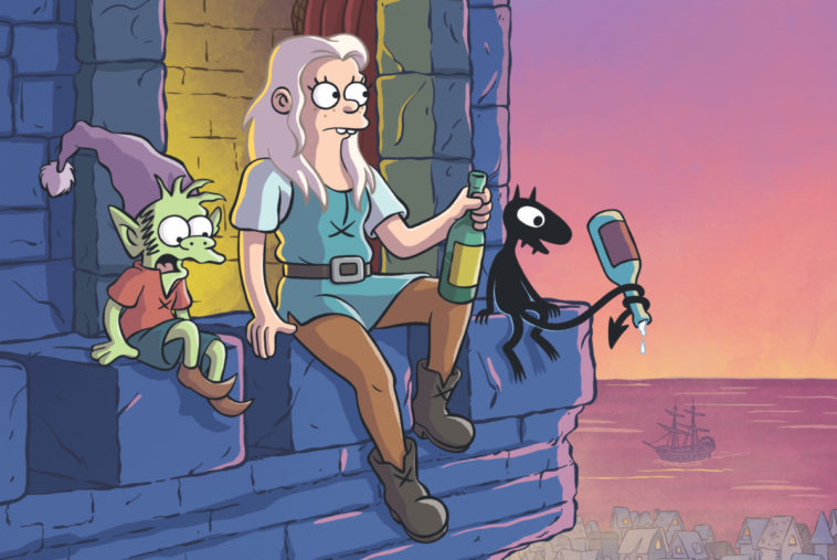 Ozark and Disenchantment: What's new on Netflix this August 12