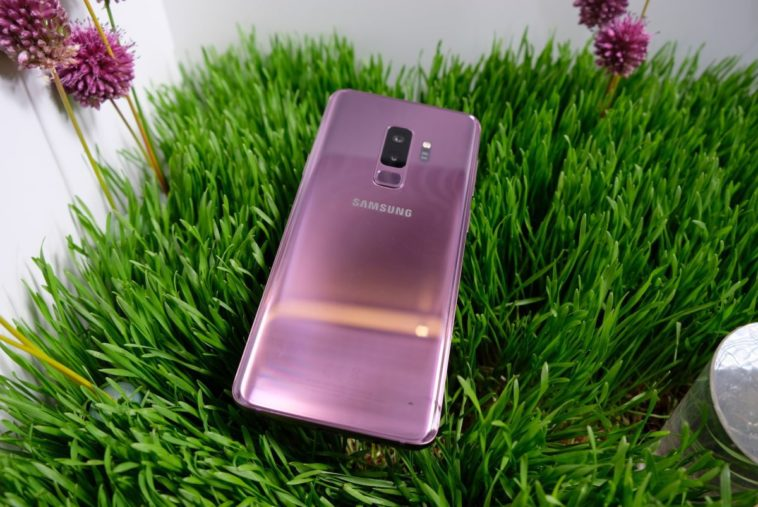 The Samsung Galaxy S9 isn't selling well at all 12