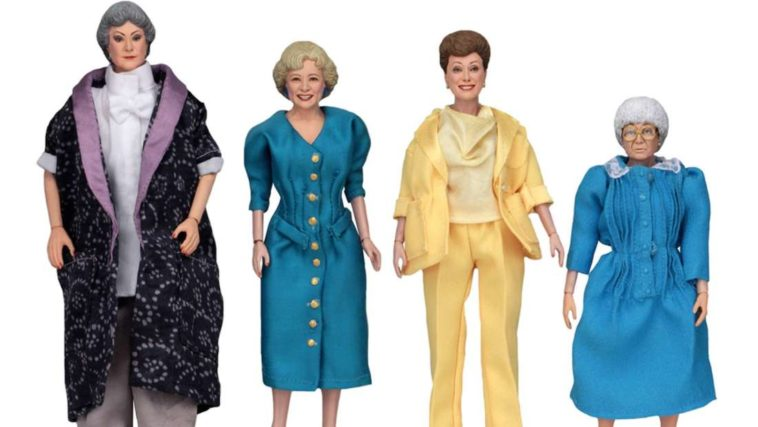 The Golden Girls are getting their own action figures 11