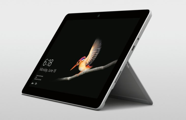 Microsoft releases 10-inch Surface Go starting at $399 19