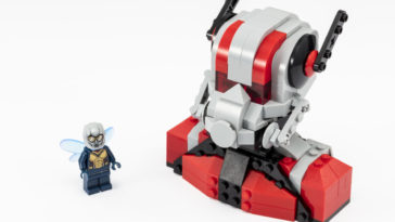 Ant-Man and The Wasp LEGO set is being released exclusively at San Diego Comic-Con 16