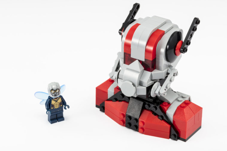 Ant-Man and The Wasp LEGO set is being released exclusively at San Diego Comic-Con 13