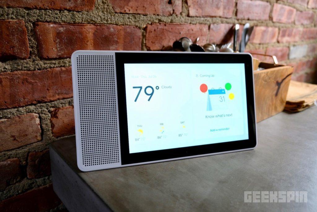 Review: Lenovo Smart Display 10
