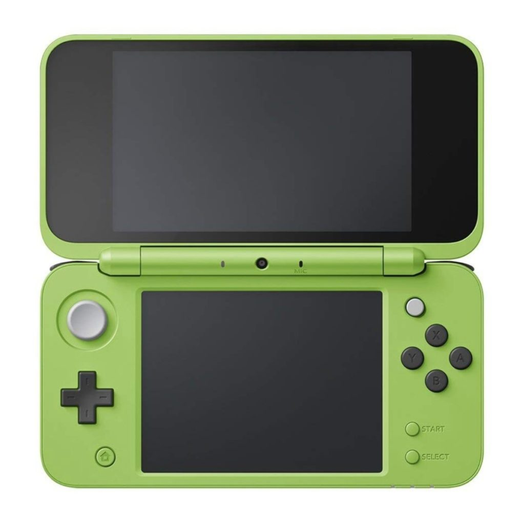 """Nintendo is releasing a Minecraft """"Creeper"""" Edition 2DS XL with Microsoft 14"""