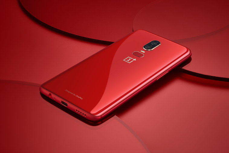 The OnePlus 6 is getting a special red edition 14