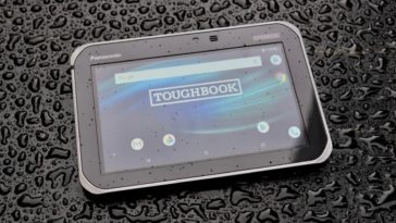 Panasonic's latest Toughbooks are all Android powered 18