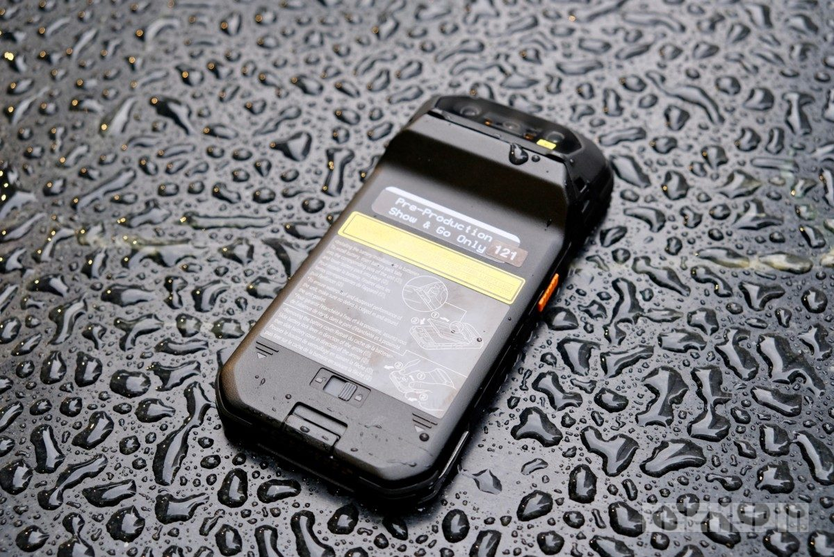 panasonic toughbook android346 1024x684 - Panasonic's rugged Toughbook N1 is a $1,900 smartphone-like device