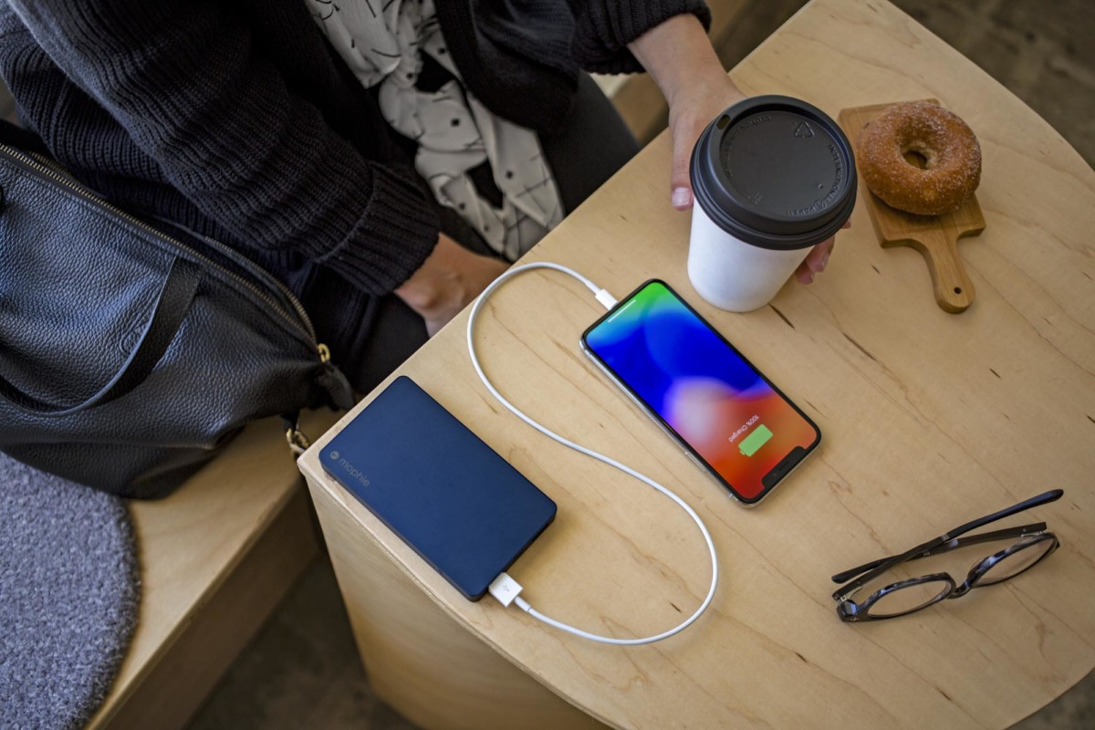 new concept 37fb1 cc86f Mophie's first battery packs with lightning connector inputs have ...