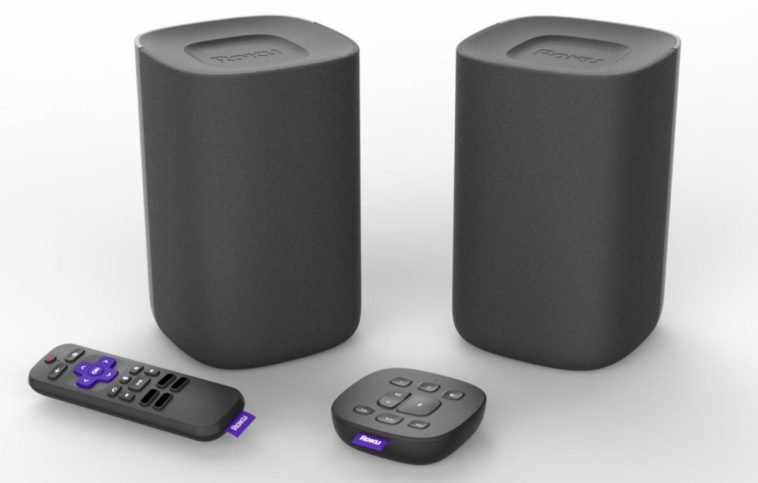 Roku announces affordable wireless speakers for their TVs 10