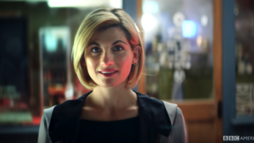 The first Doctor Who teaser for the 13th Doctor debuts 23