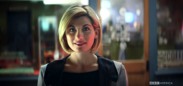 The first Doctor Who teaser for the 13th Doctor debuts 12