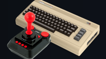 Just like the NES Classic, the Commodore 64 is making a comeback and it's mini-sized 17