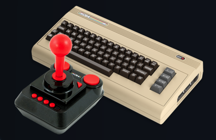Just like the NES Classic, the Commodore 64 is making a comeback and it's mini-sized 12