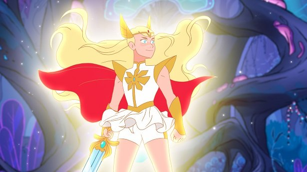 First She-Ra images give fans a glimpse into Netflix's upcoming reboot 14