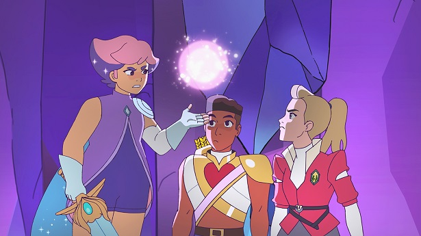 First She-Ra images give fans a glimpse into Netflix's upcoming reboot 17