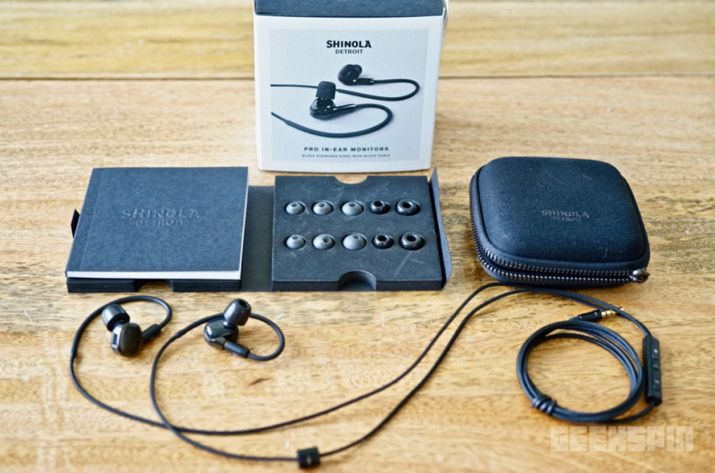 Shinola Canfield Pro In-Ear Monitors review 11
