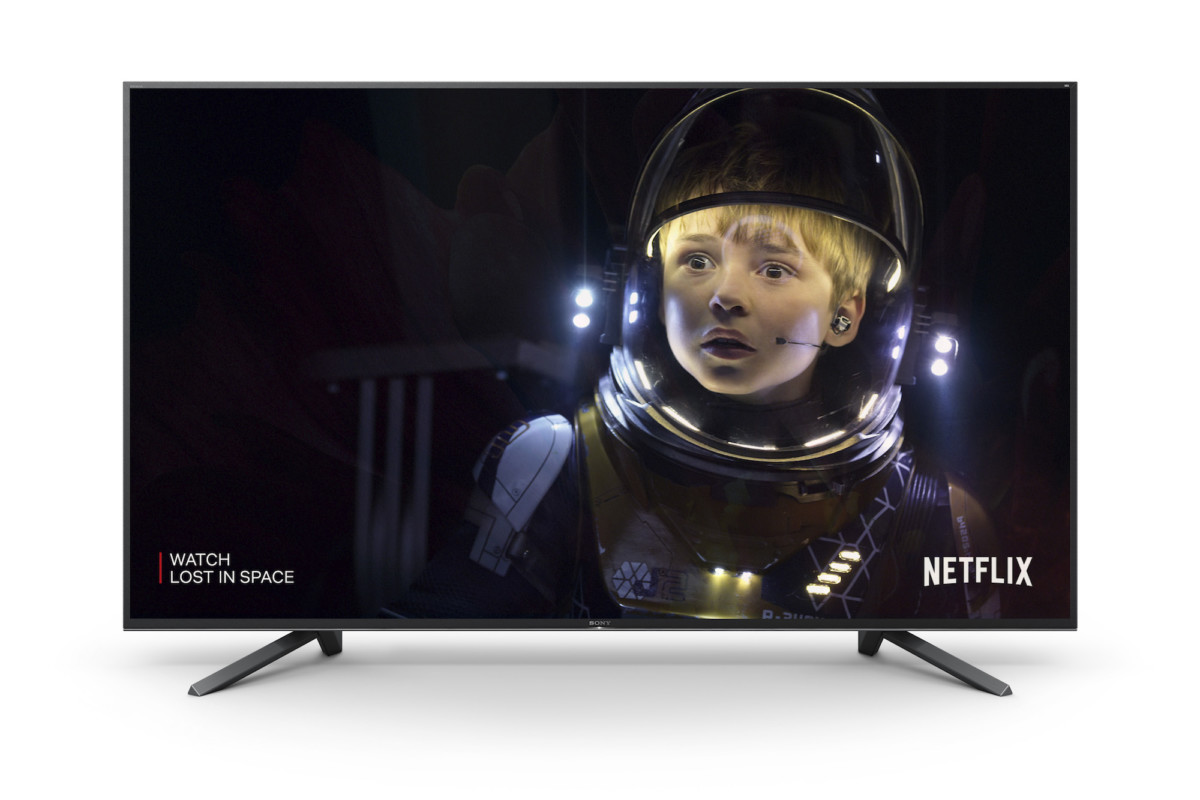 Sony Z9F_Netflix Lost in Space