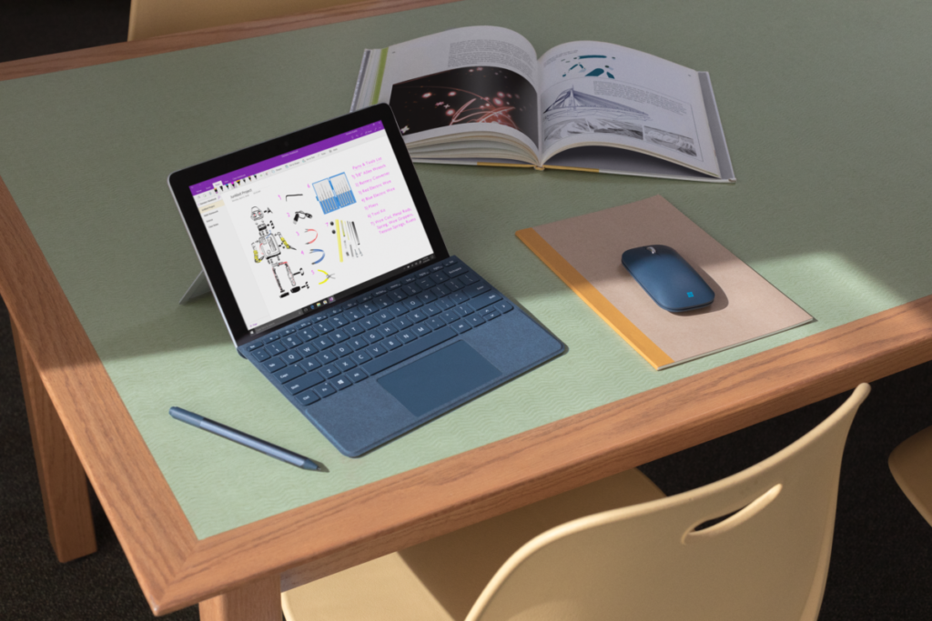 Microsoft releases 10-inch Surface Go starting at $399 20
