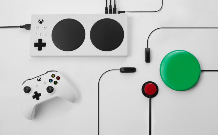 Microsoft's new handicap accessible gamepad brings gaming to the disabled 17