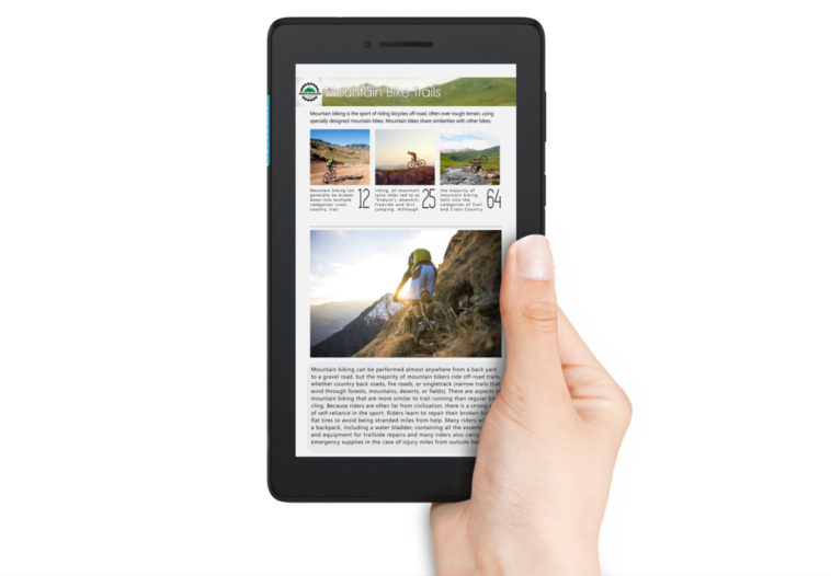 Lenovo announces slew of really affordable Android tablets 16