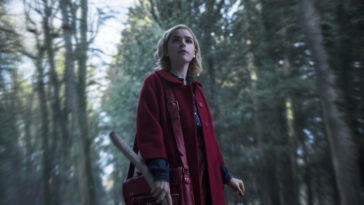 Netflix's first promo images for Chilling Adventures of Sabrina are kinda scary 17