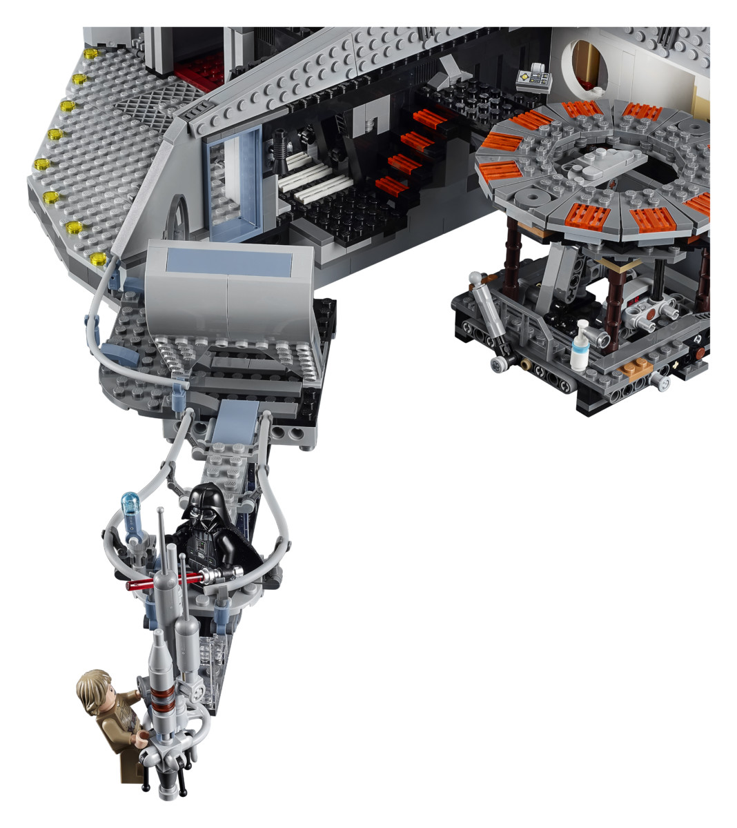 75222 back 06 - LEGO's Star Wars Betrayal at Cloud City is a brilliant recreation of the Empire Strikes Back