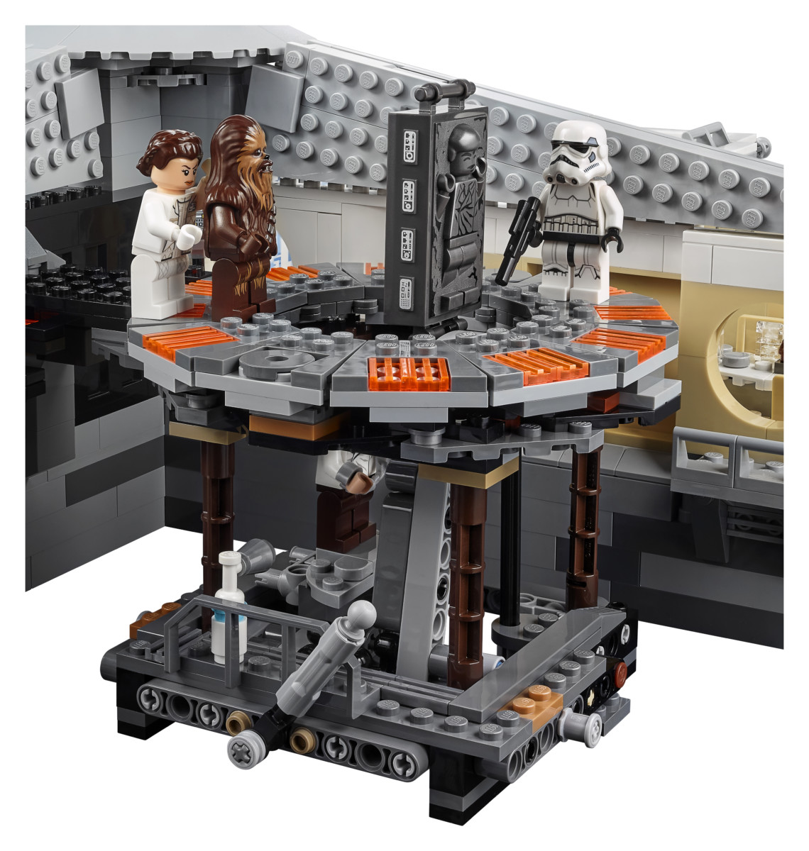 75222 back 08 - LEGO's Star Wars Betrayal at Cloud City is a brilliant recreation of the Empire Strikes Back