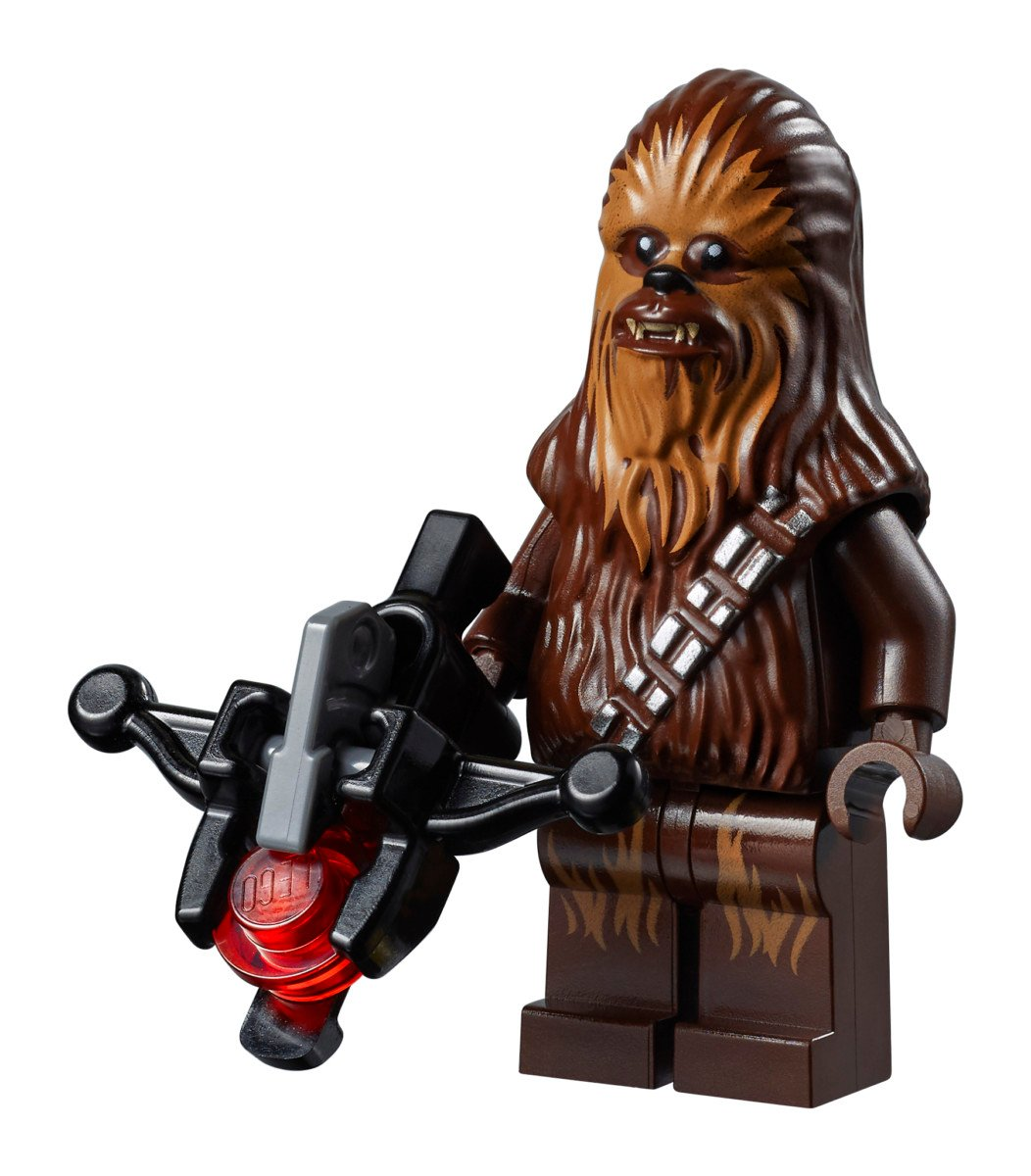 75222 top panel minifigure 11 - LEGO's Star Wars Betrayal at Cloud City is a brilliant recreation of the Empire Strikes Back