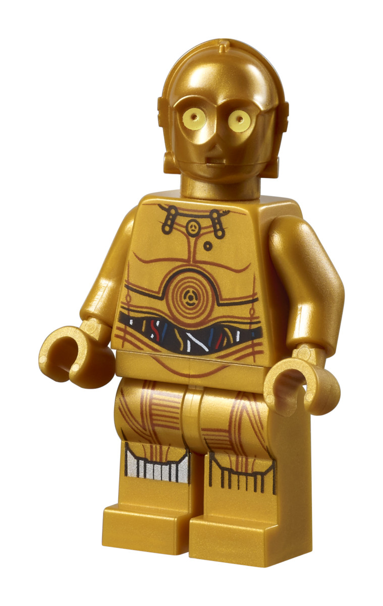 75222 top panel minifigure 13 - LEGO's Star Wars Betrayal at Cloud City is a brilliant recreation of the Empire Strikes Back