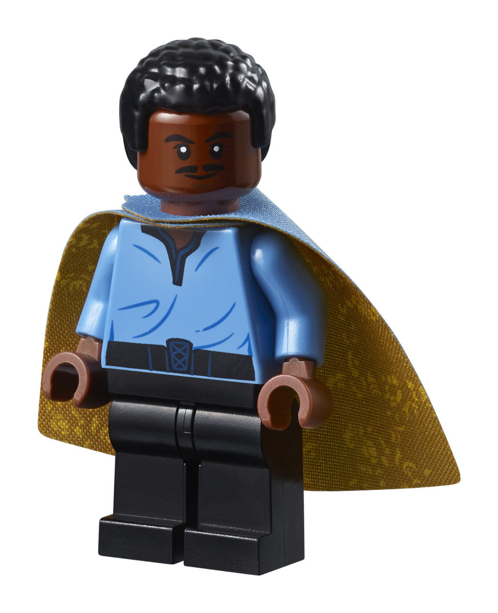75222 top panel minifigure 14 - LEGO's Star Wars Betrayal at Cloud City is a brilliant recreation of the Empire Strikes Back